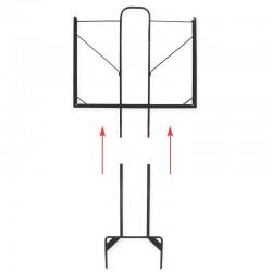Poteaux style encadrement (32x24), ML32X24